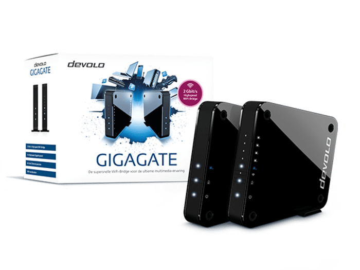 Hardware Review : Devolo GigaGate