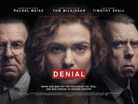 Review  : Denial (DVD)