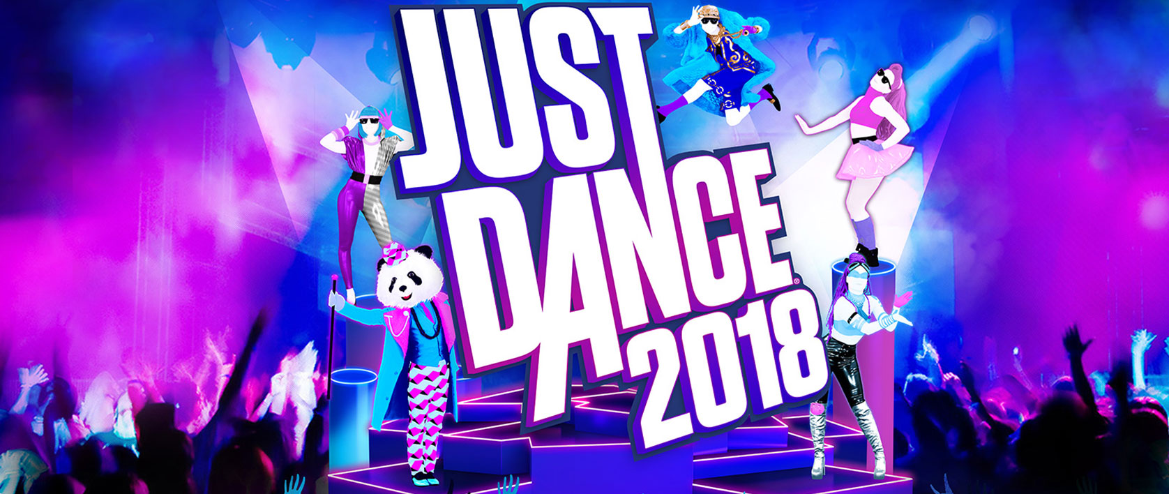 Review : Just Dance 2018