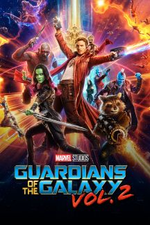 Review : Guardians of Galaxy 2 ( Blu-Ray )