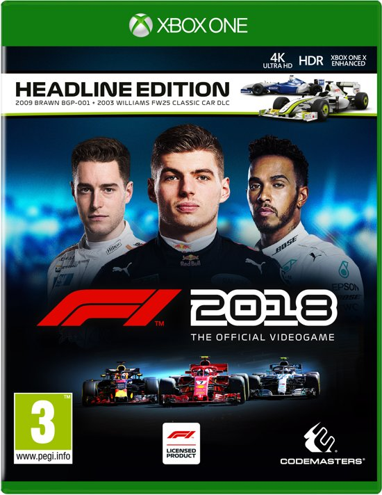 Review : F1 2018