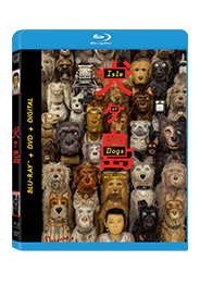Review : Isle Of Dogs (DVD)