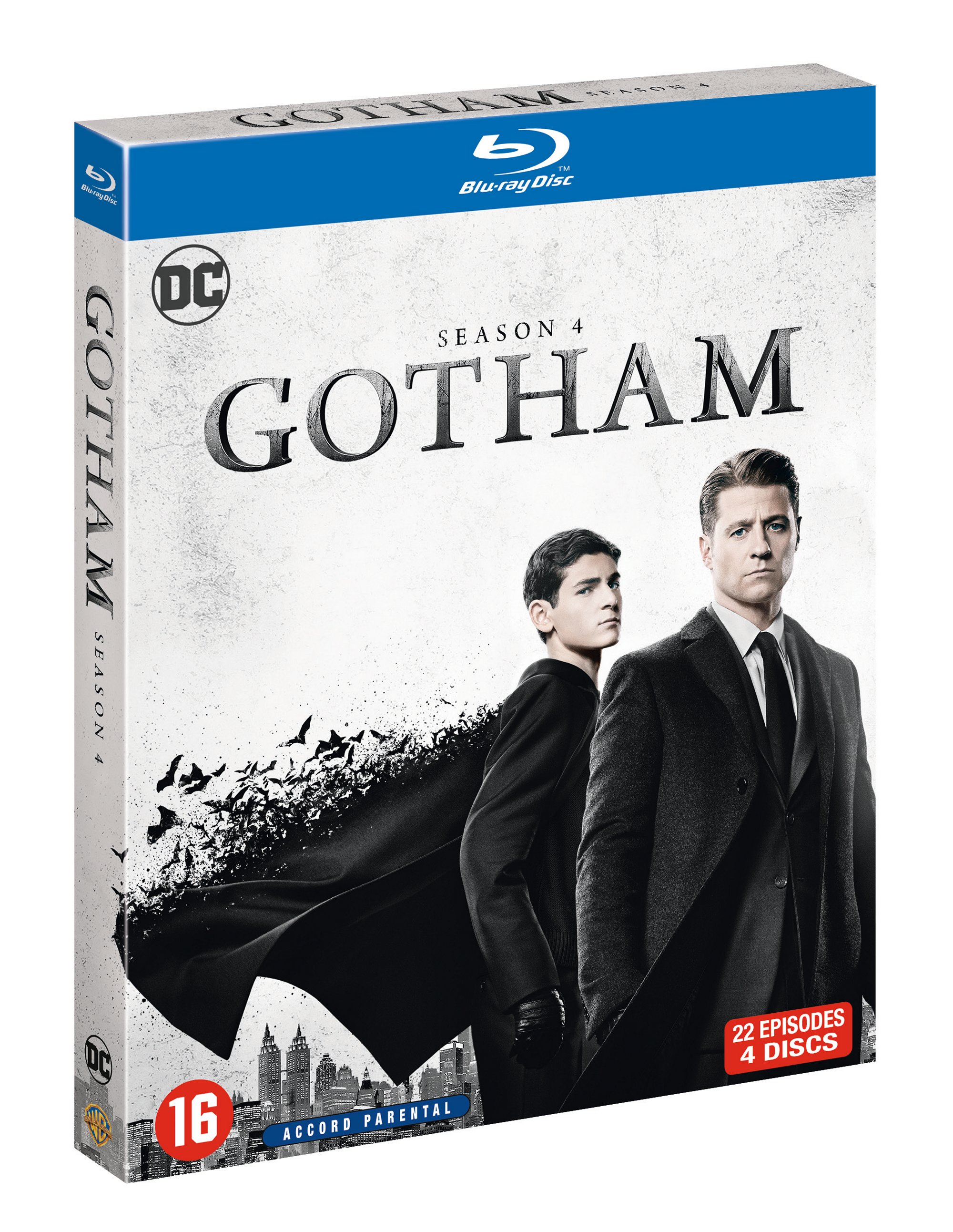 Review : Gotham Season 4 (Blu-Ray)