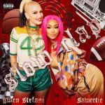 Gwen Stefani con Saweetie in Slow Clap