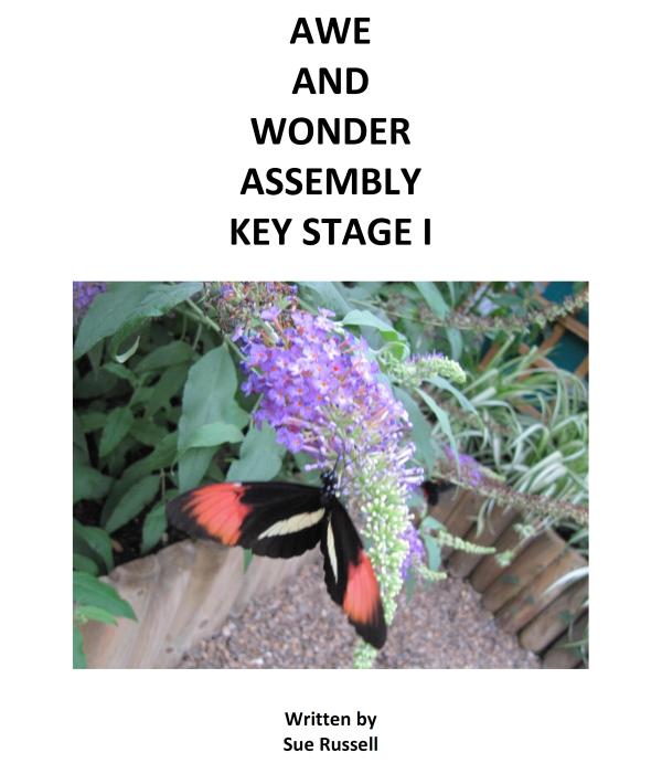 Awe and Wonder Assembly