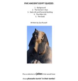 Ancient Egypt quizzes plus Jokes