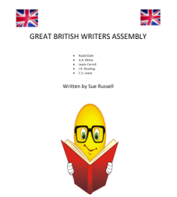 Great British Writers School Assembly