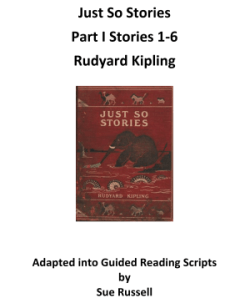 Just So Stories Part I