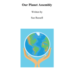 Our planet assembly