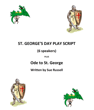 St. George's Day Play