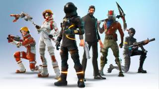 La saison 4 de Fortnite Battle Royale a commencé