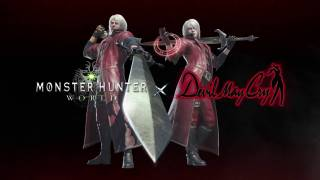 Dante dans Monster Hunter World