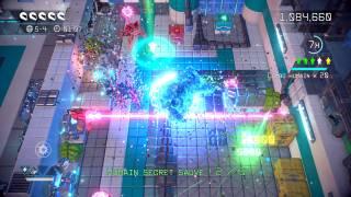 PSX 2016 – Après Resogun, voici Nex Machina le nouveau jeu de Housemarque