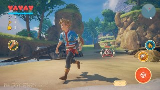 Oceanhorn 2 Knights of the Lost Realm se profile à l'horizon
