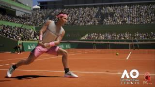 Grosse mise à jour pour AO International Tennis