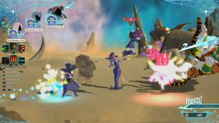 Du multijoueur pour Little Witch Academia Chamber of Time
