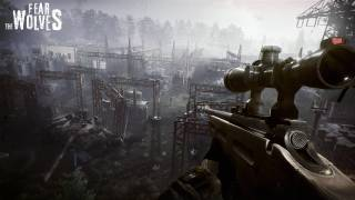 Un battle royale à Tchernobyl avec Fear the Wolves