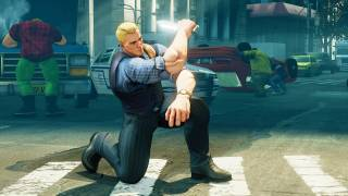 Cody arrive sur Street Fighter V