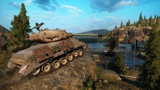 World of Tanks Mercenaries, la dernière évolution du jeu de Wargaming