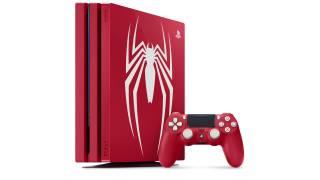 Une édition spéciale de la PS4 Pro aux couleurs de Spider-Man