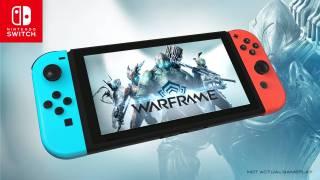 Warframe annoncé sur Nintendo Switch