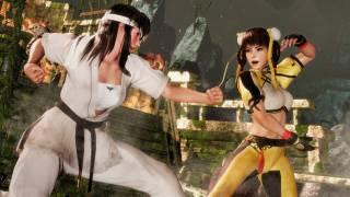 Koei Tecmo dévoile Hitomi et Leifang de Dead or Alive 6