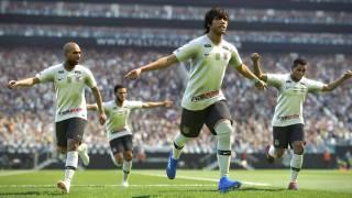 Les Corinthians continuent avec PES 2019
