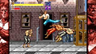 Encore de la baston pour nostalgiques avec Capcom Beat'em Up Bundle