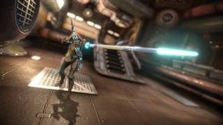 Warframe sur Nintendo Switch arrive fin novembre