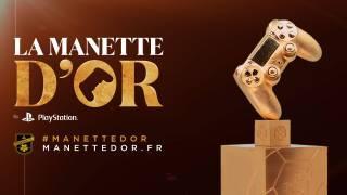 Sony lance la quatrième édition de sa Manette d'Or