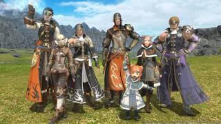 Les festivités d'hiver dans Final Fantasy XIV ont débuté