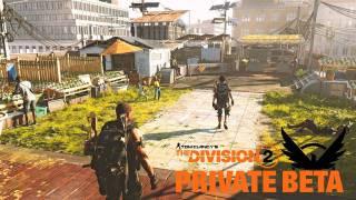 Une petite mise à jour pour la bêta privée de Tom Clancy's The Division 2