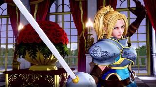 Charlotte, une combattante française dans Samurai Shodown