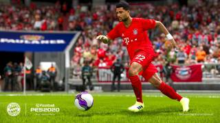 Konami signe avec le FC Bayern pour eFootball PES 2020