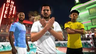 Un mode carrière plus riche et du gameplay du mode Volta de FIFA 20