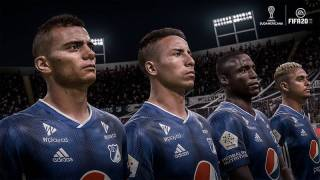 La Conmebol Libertadores arrive sur FIFA 20 le mois prochain