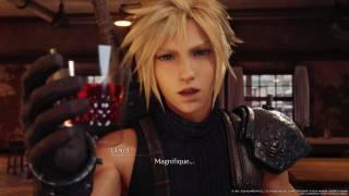 Final Fantasy VII Remake – Mako moulage