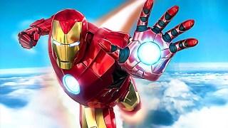 Iron Man VR en démo pour les possesseurs du PlayStation VR