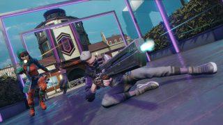 Ubisoft Forward – La bêta publique d'Hyper Scape est disponible