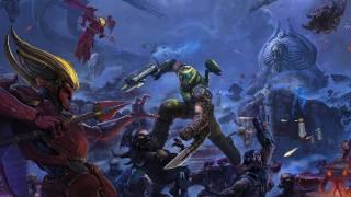 La première extension de Doom Eternal pour octobre prochain