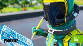 Le Ray Tracing et le DLSS de Nvidia sur Fortnite dès jeudi