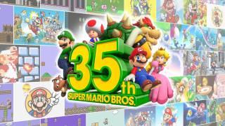 Vous allez en bouffer du Mario pour son 35ème anniversaire !