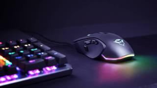Encore une souris multi-fonctions avec la Trust Gaming GXT 970 Morfix