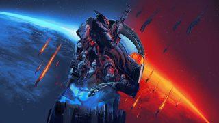 Découvrez le prologue des trois premiers Mass Effect remasterisés jusqu'en 4K HDR