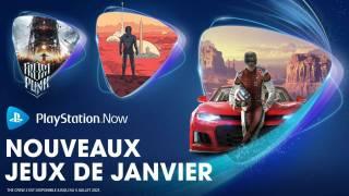 PlayStation Now – Les nouveaux jeux de janvier 2021