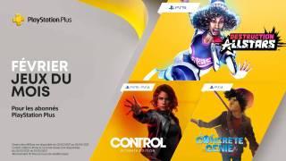 PlayStation Plus – Les jeux gratuits de février 2021