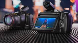 Blackmagic Design annonce la Pocket Cinema Camera 6K Pro