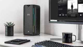 Deux nouveaux PC gaming chez Corsair