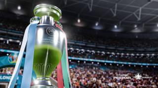 Du nouveau contenu UEFA Euro 2020 sur eFootball PES 2021