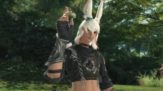 La mise à jour PS5 de Final Fantasy XIV sortira avec le patch 5.55